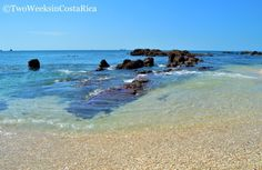 The Calm Waters of Playa Conchal | Two Weeks in Costa Rica