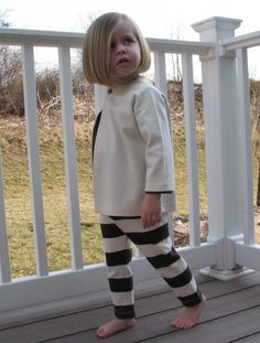 chic baby girl outfit