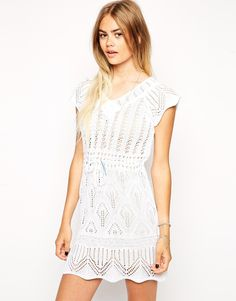 We pick 9 affordable white dresses from ASOS to rock your summer