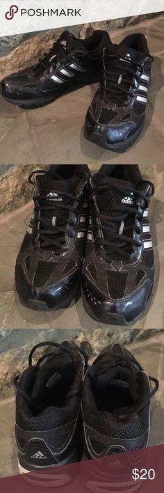 Adidas Running Shoe Men's AdiPrene Running Shoe.  Gently Worn, in good Condition.  Size 8 Adidas Shoes Athletic Shoes
