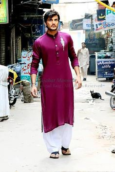 Wajahat Mansoor Eid Dresses 2013 For Men