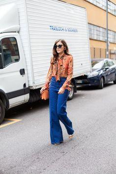 Milan fashion week street style: cosa va di moda secondo il popolo del fashion!