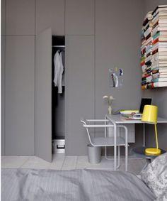 Conceal cupboards