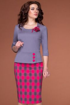 Suit with stylish design - order and purchase delivery in «L'MARKA» online store