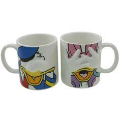Donald & Daisy Mugs