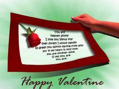 my valentine poem