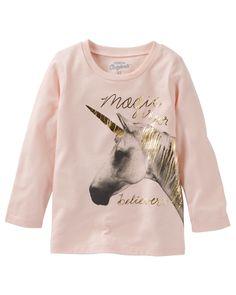 T-shirt à imprimé Originaux OshKosh pour bébés filles Carter's OshKosh Canada
