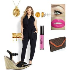 """Festive formal"" by ehschubert on Polyvore"