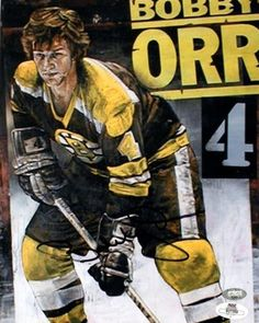 Bobby Orr Bobby Orr, Boston Bruins Hockey, Boston Sports, Sports Figures, Hockey Players, Nhl, Baseball Cards, Hockey Stuff, Moose