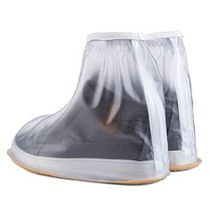 Cycling Shoe Covers - Cosmos  1 Pair Antislip Rain Shoe Covers Waterproof Shoes Boot Overshoes  Large *** Details can be found by clicking on the image.