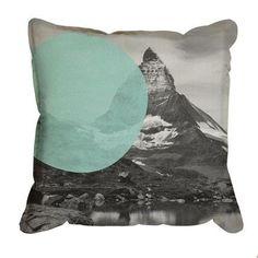Mint Pillow