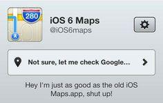iOS6maps