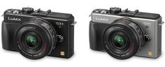 $274.99 DMC-GX1 interchangeable lens system camera as part of the LUMIX G Micro System as part of the new premium mirror-less line up - DMC-GX1 featuring high image quality and stunning performance in both response and function.