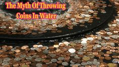Why Do We Throw Coins in Water - Hinduism & Indian Culture