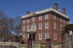John Brown House, 52 Power Street on College Hill,  Providence, RI  Built 1786