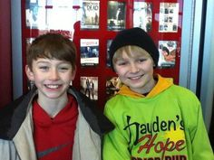 """Northern Iowa 11-year-old Tyler Arndt organized a bake sale that raised over $ 2,000 during the weekend to help his sick friend — """"because I feel that he should get the same amount of life that everybody else does."""""""