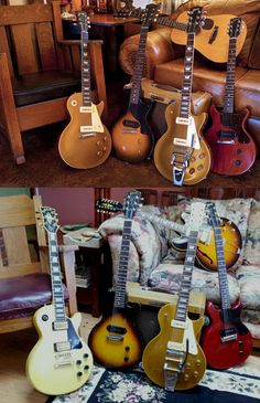 neil young guitars
