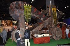 IAAPA 2012 - International Association of Amusement Parks and Attractions