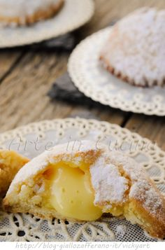 why italian cuisine is the best No Bake Desserts, Delicious Desserts, Dessert Recipes, Italian Cookies, Italian Desserts, Baking Recipes, Cookie Recipes, Confort Food, Cooking Cake