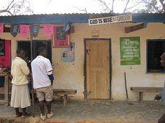 God is wise grocery, Malawi