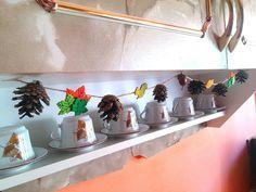 Fall kitchen garland