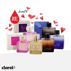 No Dia dos Namorados ofereça presentes com amor. Apaixone-se pelos nossos produtos a preços especiais em: https://www.clarel.pt/flipbooks/4a17fevereiro2016/index.html