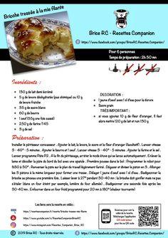 Cooking Chef, Batch Cooking, Brioche Companion, French Cake, Cuisine Diverse, Brice, Baking, Ethnic Recipes, Desserts
