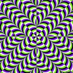 Asu - Breath - Respiro - Limited Edition 1 of 10 Art Print Amazing Optical Illusions, Art Optical, Illusion Paintings, Illusion Art, Abstract Painting Techniques, Abstract Painters, Beginner Painting, Op Art, Geometric Art