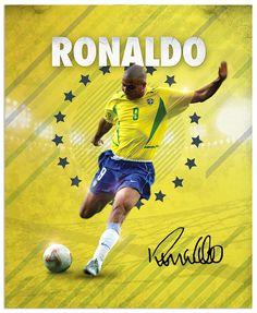 World Cup legends on Behance