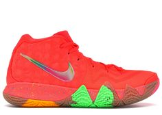 Check out the Kyrie 4 Lucky Charms available on StockX Kyrie Irving Shoes a702b7799