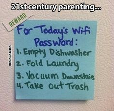 How to parent in the 21st Century