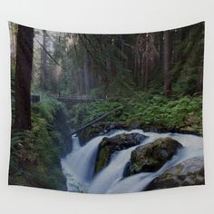 Buy Sol Duc, No. 2 by Lotus Effects as a high quality Wall Tapestry. Worldwide shipping available at Society6.com.