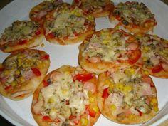 Food Design, Pizza, Ketchup, Mozzarella, Shrimp, Meat, Breakfast, Pie, Morning Coffee