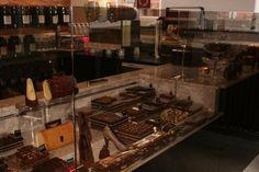 Boon-The Chocolate Experience. Hasselt, Belgium.  Amazing chocolate creations!!