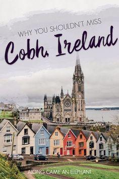 Cobh Ireland, County Cork Ireland, Ireland Map, Castles In Ireland, Connemara Ireland, Ireland Food, Belfast Ireland, Europe Destinations, Ireland Pictures