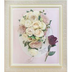 ニュアンスピンクのバラ・デザートの素敵なアンティーク調キャスケードブーケ保存加工♡ブーケセレモニーのYesのお返事のバラを1輪添えて。。 #ブーケ保存#アフターブーケ#結婚式#結婚式準備#結婚準備#プレ花嫁#夏婚#サマーウェディング#2016秋婚#9月挙式#8月挙式#バラデザート#アバランチェ #ウエディング #挙式 #ブライダル #日本中のプレ花嫁さんと繋がりたい#ブーケセレモニー#ダズンローズ#7月挙式