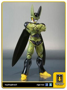 Dragon Ball S.H. Figuarts : Perfect Cell - Bandai