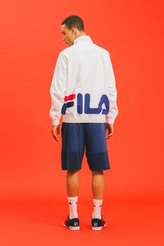 Fila SS16 | spring summer fashion lookbook | sportswear | sport chic