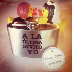Blog de los detalles de tu boda | Petacas personalizadas como detalles de boda para los hombres | http://losdetallesdetuboda.com/blog