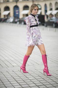 A gente é o que a gente veste? Os looks da Chiara Ferragni e uma reflexão sobre roupa e identidade.