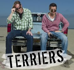 Terriers-great show...a shame that it was cancled.