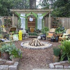Patio Ideas On A Budget | Landscaping Ideas > Landscape Design ...