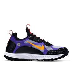 Nike Air Zoom Albis '16 QS (black / blue / yellow) - Free Shipping starts at 75€ - thegoodwillout.com