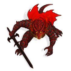 custom character token, Bloodback by zachjacobs on DeviantArt Fantasy Races, Fantasy Rpg, Medieval Fantasy, Fantasy Map Making, Virtual Tabletop, Dungeon Tiles, Fantasy Setting, Portraits, Fantasy Characters