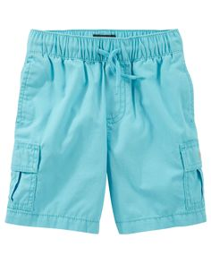 Baby Boy Pull-On Cargo Shorts from OshKosh B'gosh. Shop clothing & accessories from a trusted name in kids, toddlers, and baby clothes.