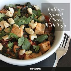 A Clean, Healthy Dinner: Indian-Spiced Chard-Visit our website at http://www.backtofitnessmindandbody.com for a FREE TRIAL PASS