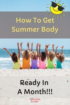 How To Get Summer Body Ready In A Month Fat To Fit, How To Lose Weight Fast, Weight Lifting Workouts, Loss Quotes, Best Supplements, Jump Squats, Normal Life, Summer Body, Busy Life