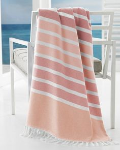 Pin for Later: The Best Home Gifts For Every Budget Kassatex Bodrum Beach Towel Kassatex Bodrum Beach Towel ($55)