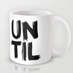 Until Mug by Emmanuelle Ly from Society6