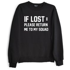 00e73cc9ae Sweater Season Is Almost Upon Us And We Couldn t Be Happier Crew Neck  Sweatshirt